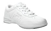 Propet Washable Walker White Walking Shoe W3840