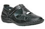 Propet Caylee WCX013L Black Closed Toe Sandal in WD and 2E widths!