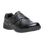Propet Men's stretchable dress shoe Marv MCA003L in a 5E Width
