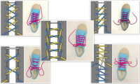 Tips on how to tie shoe laces for foot shapes