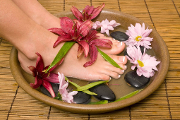 How to have a home foot spa
