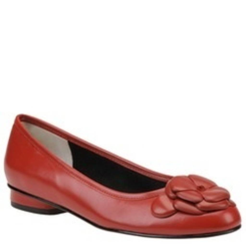 ladies's dress flat footwear discounts