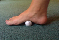How to strengthen the arch muscles in your foot